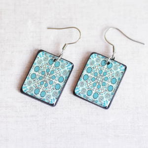 Earrings Kaleidoscope 1