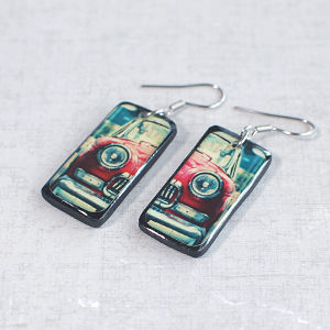 Earrings Car 1