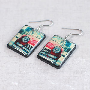 Earrings Car 2